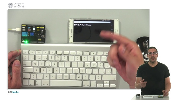 Programming example: Bluetooth Piano