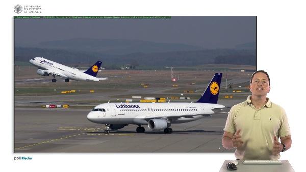 Ingeniería aeroportuaria. Diseño del lado aire según OACI. Promocional corto
