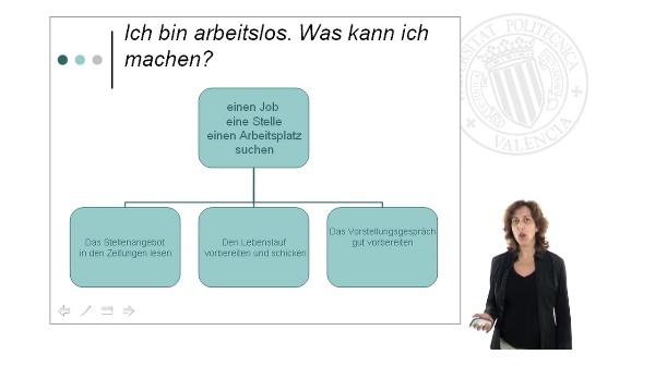 Aleman II: Prácticas 6 y 7