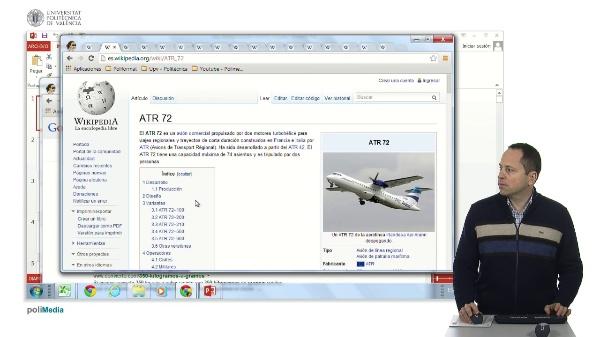 Ingeniería aeroportuaria. Características de los aviones