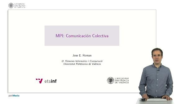 MPI: Comunicación Colectiva