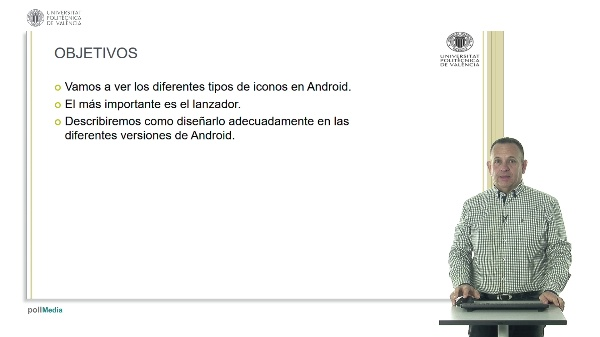 Creación de iconos en Android