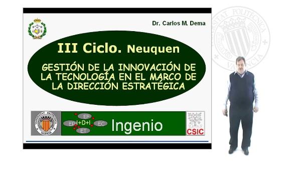 Gestión de la innovación de la tecnología en el marco de la dirección estratégica