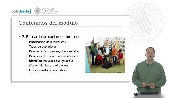 Buscar Información en Internet