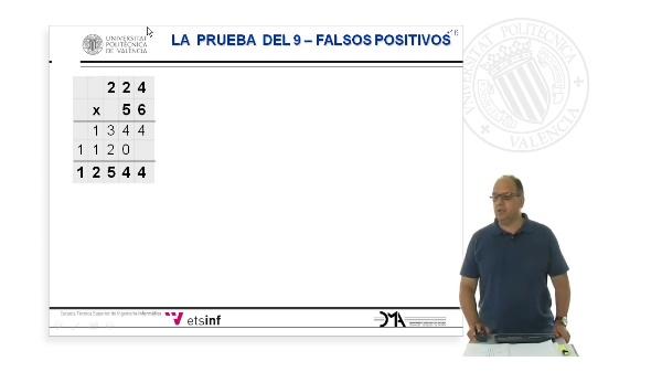 Los falsos positivos: La prueba del 11