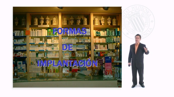 En Función de las Formas de Implantación