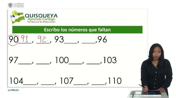 Quisqueya Aprende Contigo. Matemáticas. Unidad 5. Tema 3 (III)