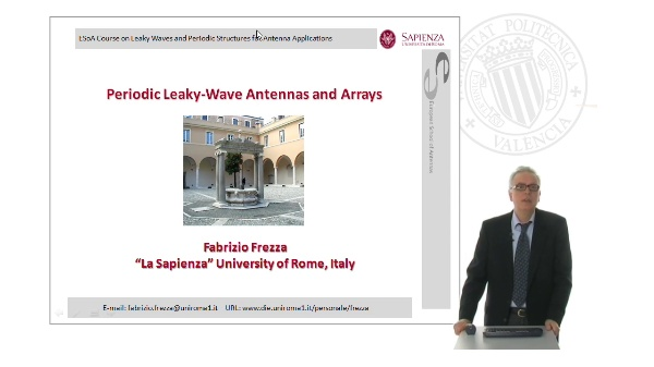 Periodic Leaky-Wave Antennas and Arrays