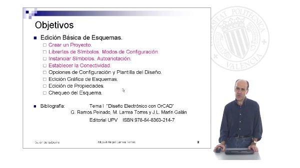 Prontuario de OrCAD Capture: Edición de Esquemas (II)