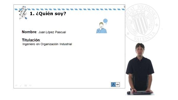 Profesor Juan López Pascual