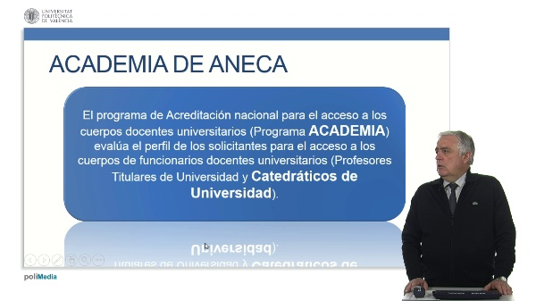 Acreditación Catedrático de Universidad