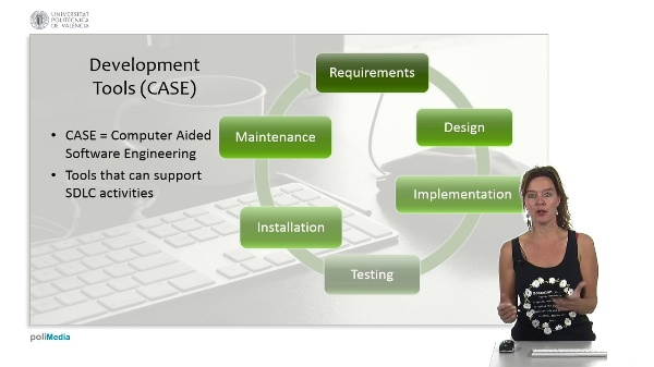 Tools to support software development