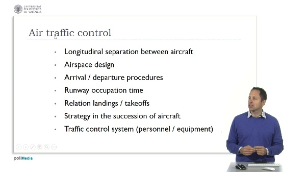 Airport capacity 4. Factors that affects capacity