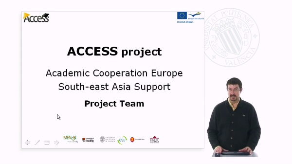 Academic Cooperation Europe Sout-east Asia Support