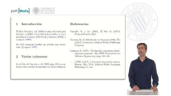 Referencias bibliográficas (parte 1)