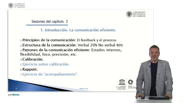 Capítulo II: La comunicación eficiente
