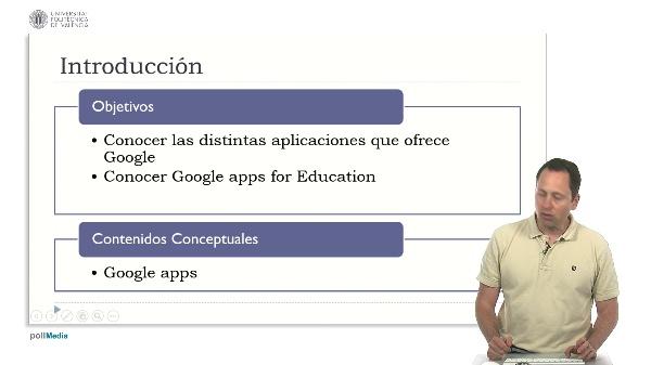 Las aplicaciones de Google y su uso en educación
