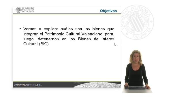 Bienes que integran el Patrimonio Cultural Valenciano. Los BIC