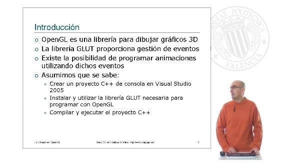 Animación en OpenGL