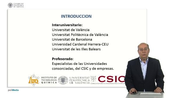 Máster Interuniversitario en Química Orgánica