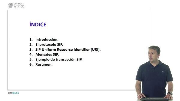 URIs, mensajes y transacciones en el protocolo SIP