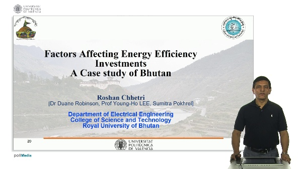 Factors Affecting Energy Efficiency Investments a Case Study of Bhutan
