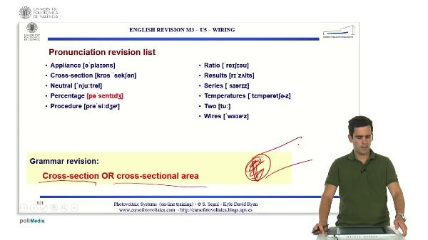 M3.U5.5. Wiring. English Grammar / spelling revision