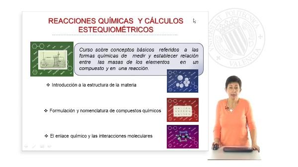 Reacciones quimicas y calculos estequiometricos.