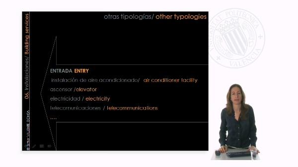 Otras Instalaciones: patología