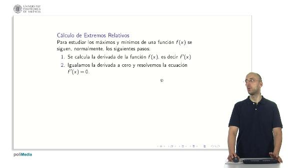 Ejemplos de máximos y mínimos 3