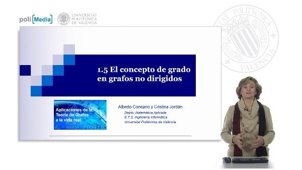 S1.5- El concepto de grado en grafos no dirigidos