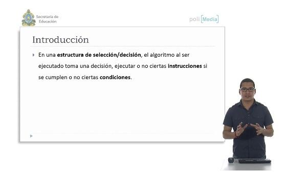 Programación Básica. Estructura de Selección Simple. Ejemplo