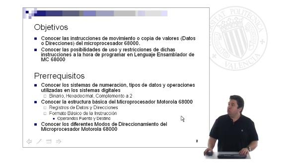 Instrucciones de movimiento de datos
