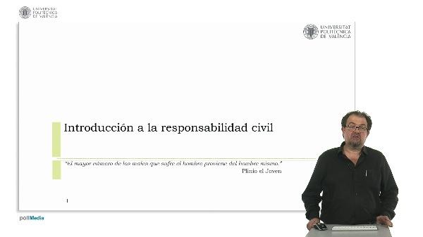 Introducción a la responsabilidad civil.