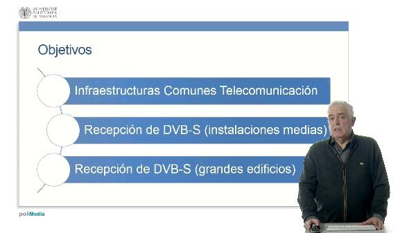Distribución de Televisión por satélite en edificios