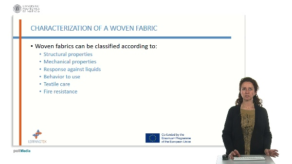 Characterization of fabrics. Introduction