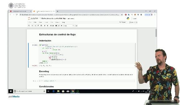 Estructura de control de flujo en Python