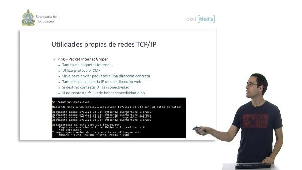 TCP/IP. Utilidades TCP/IP