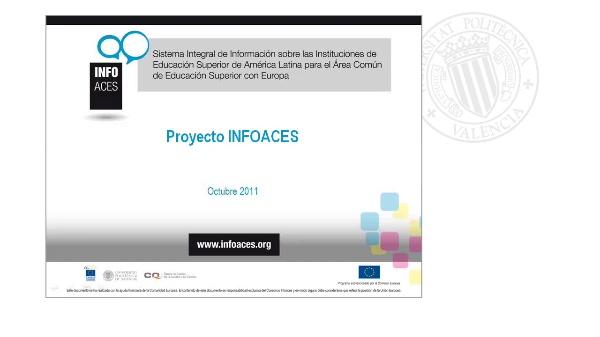 Presentación Infoaces 4