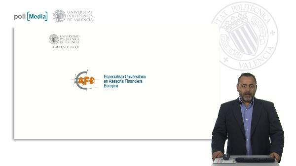 AFE: Presentacion profesor