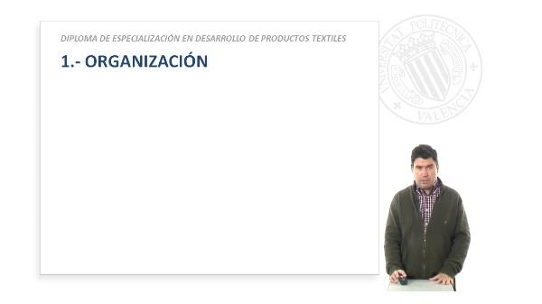 Promoción Diploma de Especialización en Desarrollo de Productos Textiles