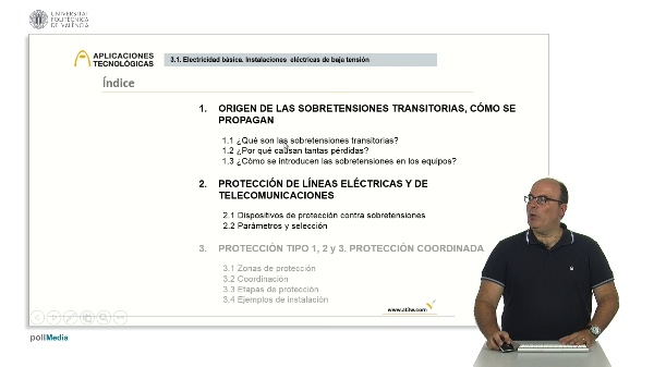 Tecnologías de protección contra el rayo