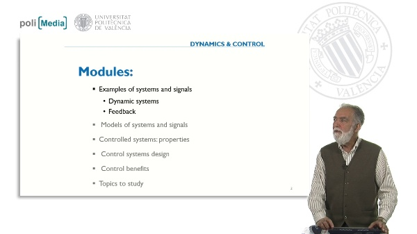 M1. Systems and Signals Examples