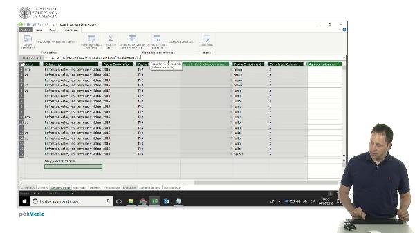 Power Pivot. El modelo de datos de Excel. Problemas de contexto en medidas con constantes