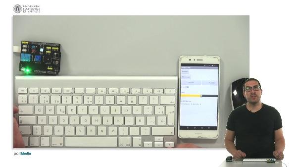 Programming example: Bluetooth Telegram Read
