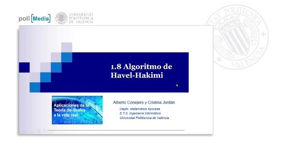 S1.8- Algoritmo de Havel-Hakimi