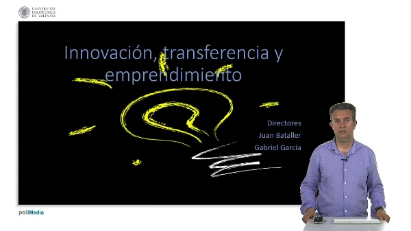 Innovación, transferencia y emprendimiento