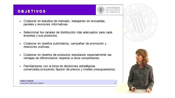 Presentación Gestión Comercial