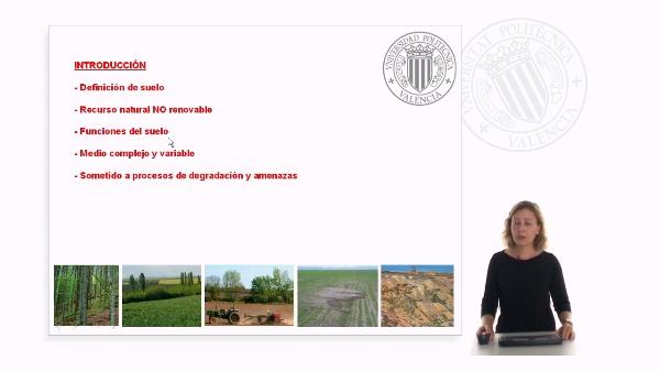 Estrategia temática para la protección suelo - Introducción