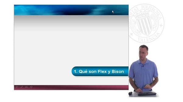 Introducción a Flex y Bison. Generación de procesadores de lenguajes